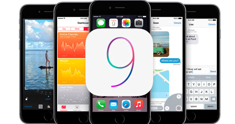 iOS 9: Todas las novedades