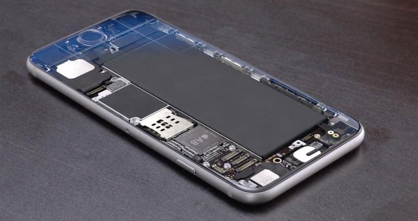 El iPhone 6s podría tener más capacidad de almacenamiento gracias a los chips NAND de Samsung