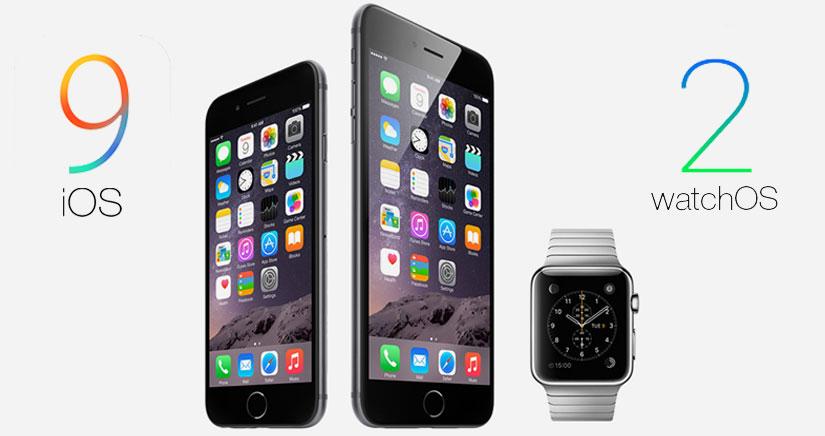 Todo lo que hay que saber sobre las nuevas betas de iOS 9 y watchOS 2