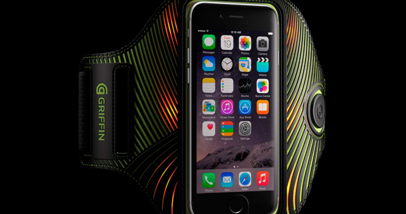 Consigue este brazalete luminoso para correr con tu iPhone [16% Dto.]