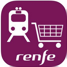 Renfe ticket