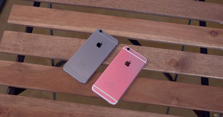 Clon del iPhone 6S en rosa, los chinos lo han vuelto a hacer [Vídeo]