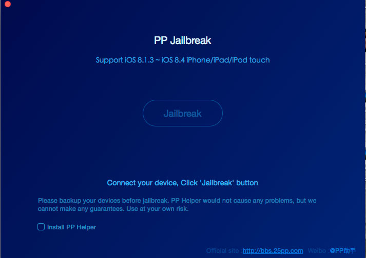 Jailbreak-iOS-8.4-Mac
