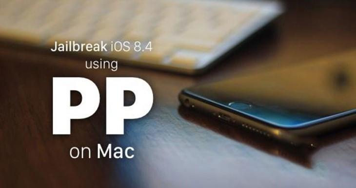 Cómo hacer jailbreak iOS 8.4 en Mac con PP Jailbreak