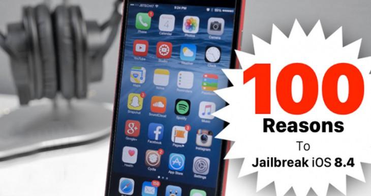 100 Razones para hacer JailBreak en iOS 8.4 [Los mejores Tweaks en vídeo]
