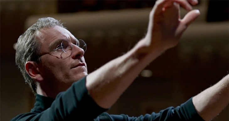 Nuevo trailer de Steve Jobs: Michael Fassbender dirige la orquesta