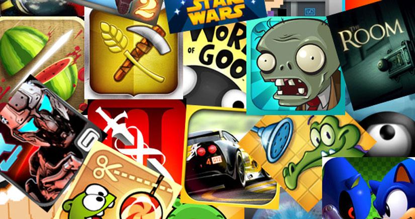 Los 10 mejores juegos de todos los tiempos para iOS