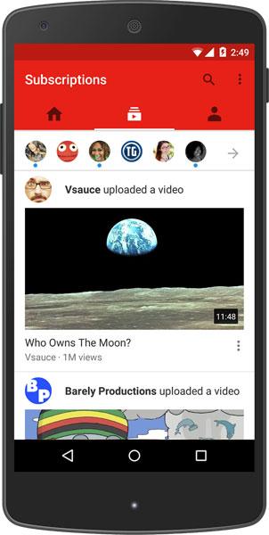 YouTube_Subscripciones
