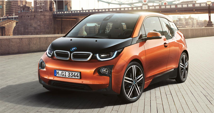 Apple podría haber negociado con BMW para utilizar la carrocería del i3 en su Apple Car