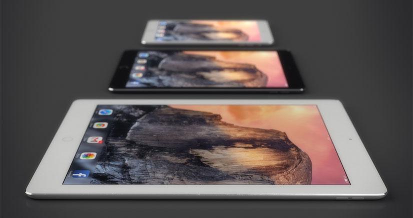 El iPad Pro podría llegar en noviembre