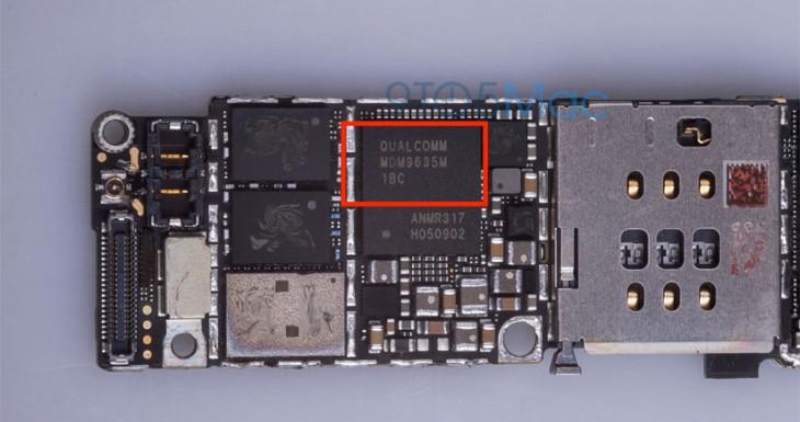 El  iPhone 6S doblará la velocidad LTE gracias a un nuevo chip Qualcomm