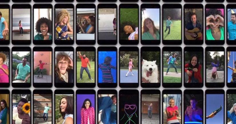 """Apple estrena nueva campaña publicitaria: """"Si no es un iPhone, no es un iPhone"""""""
