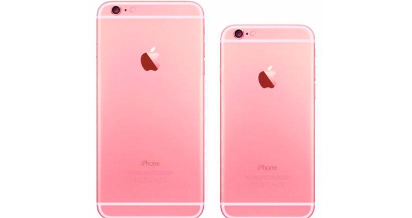 Imágenes filtradas de la carcasa del iphone 6S Plus, será más resistente….