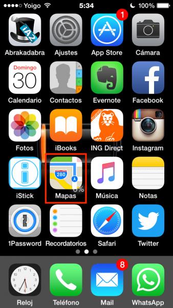 Como usar Flyover iPhone