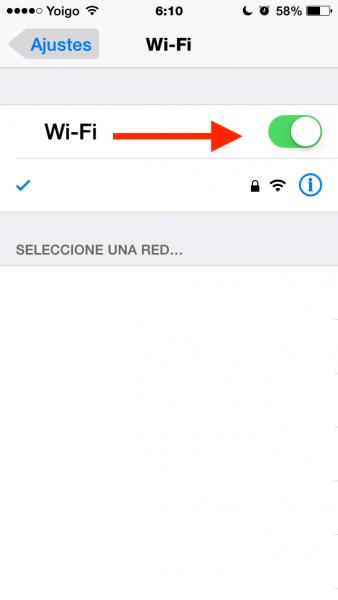 Como ahorrar datos iPhone
