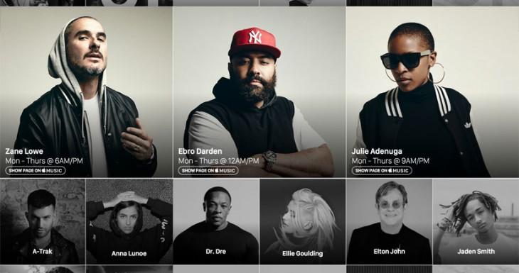 Cómo volver a escuchar un programa completo de Beats 1