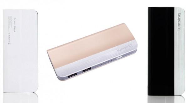 Mejor batería externa para móvil calidad precio - Lumsing