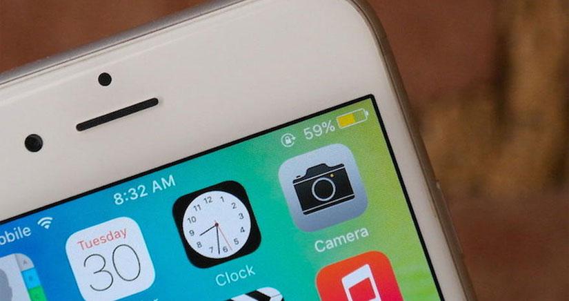 Ahorra batería con el Modo de Bajo Consumo de iOS 9