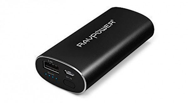 Cargador portátil de bolsillo RavPower