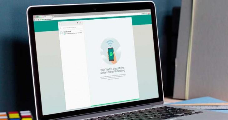 Cómo activar WhatsApp web para iPhone ahora mismo
