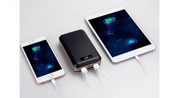 Cargador portátil de alta capacidad para iPhone, iPad y otros móviles y tablets - iMuto X4