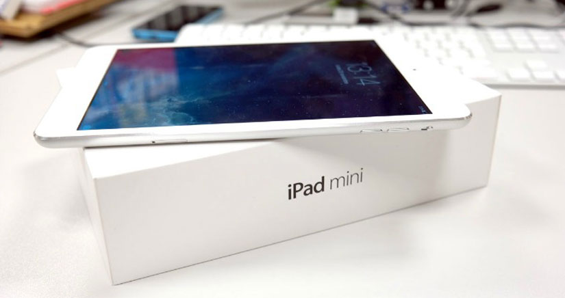 Es muy posible que el iPad mini  4 soporte la función de pantalla dividida de iOS 9