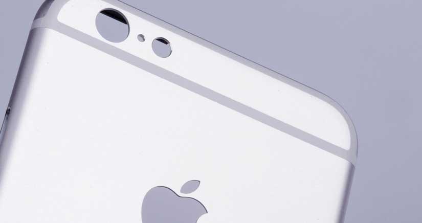La cámara del iPhone 6S tendrá 12 Mp, grabará en 4K y hará Selfies con Flash