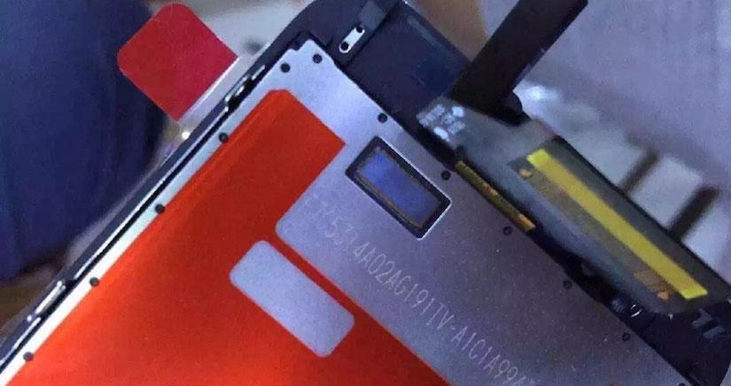Se filtran fotos de la pantalla del iPhone 6S y de un supuesto prototipo del dispositivo