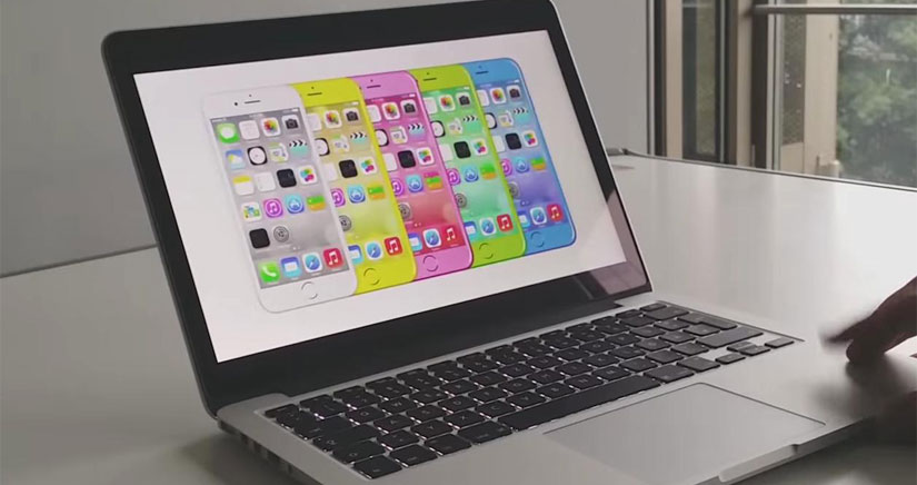 Un supuesto anuncio filtrado nos muestra un iPhone 6s en colores vivos