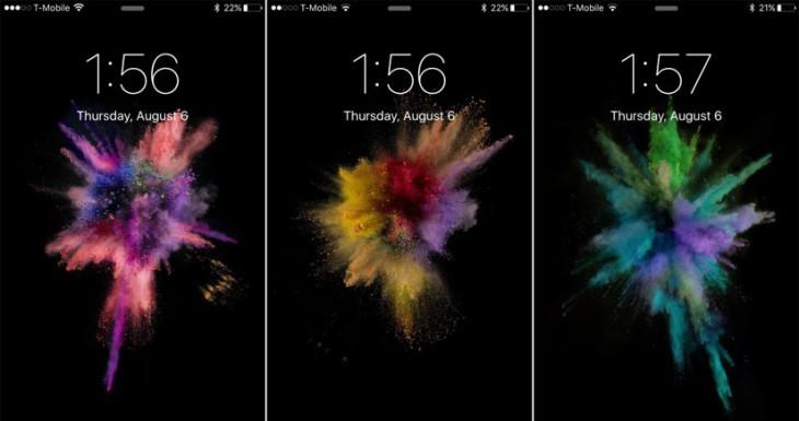 El iPhone 6s tendrá fondos de pantalla animados