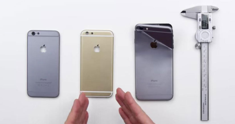 "El iPhone 6S acabará de una vez por todas con el ""Bendgate"" [Video]"