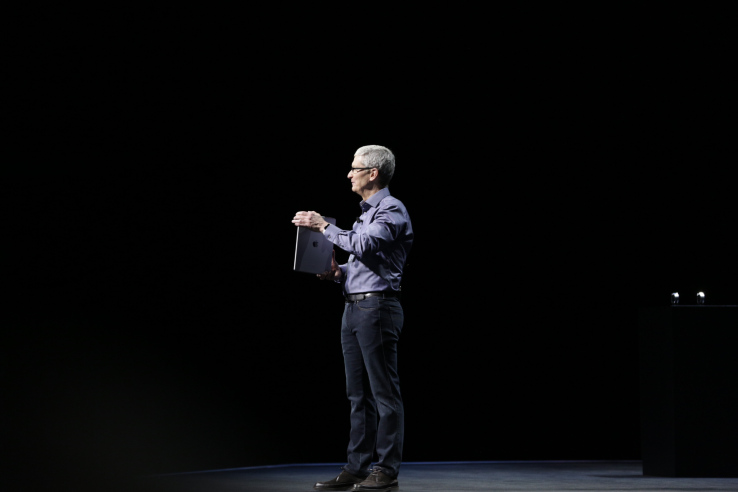 Apple presenta el iPad Pro (Características y precio)