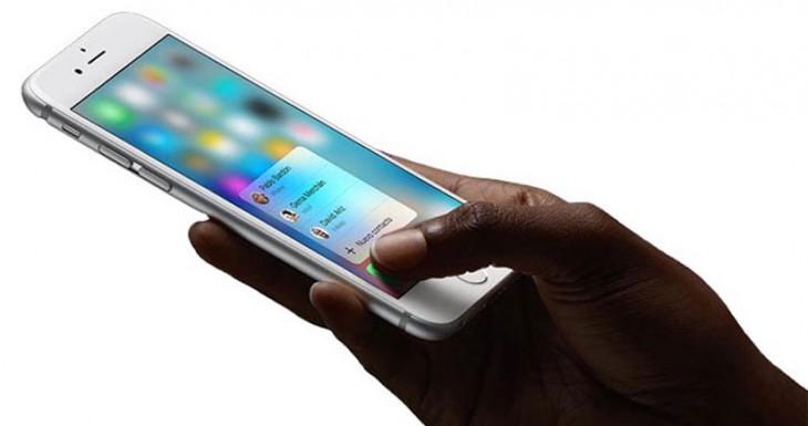 3D Touch seguirá funcionando aunque utilices un protector de pantalla para tu iPhone 6s