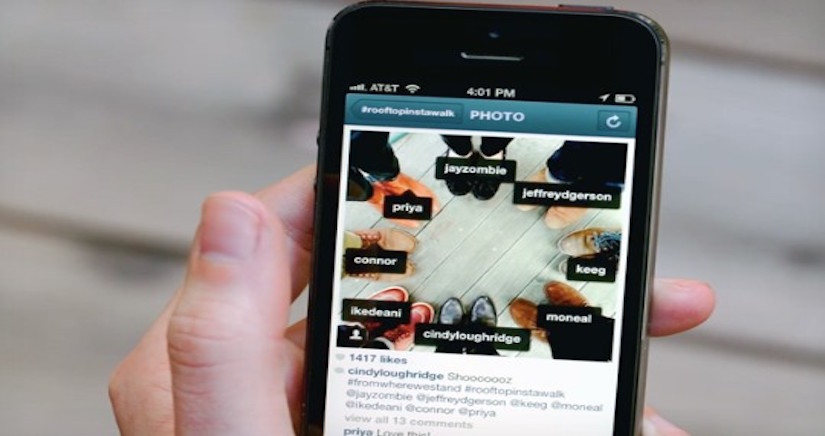 Cómo etiquetar tus fotos en Instagram
