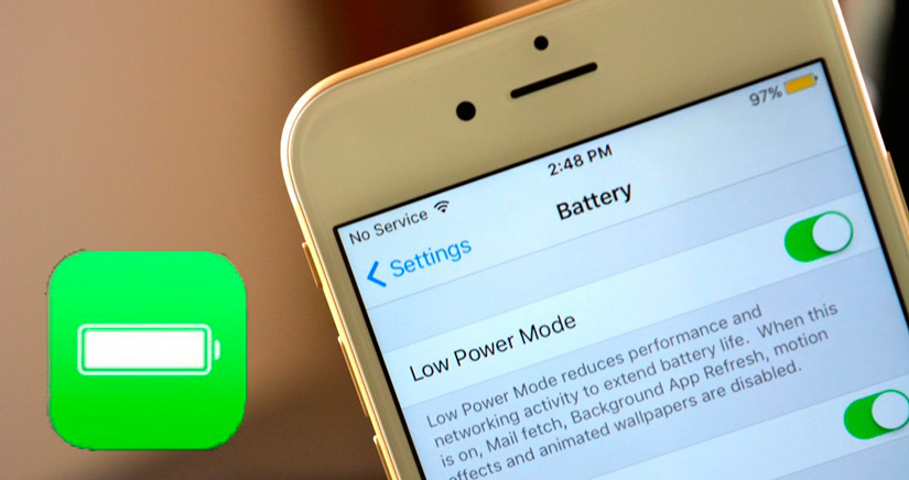 ¿Realmente funciona la opción de ahorro de batería en iOS 9?, lo hemos probado y te lo contamos.