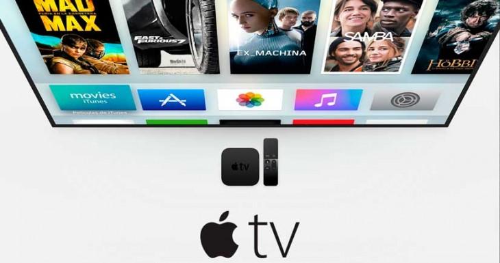 Apple TV 4, vas a querer una de estas en tu salón….