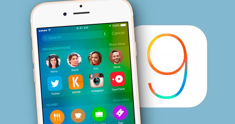 iOS 9.0.2 disponible para descargar, estas son las novedades
