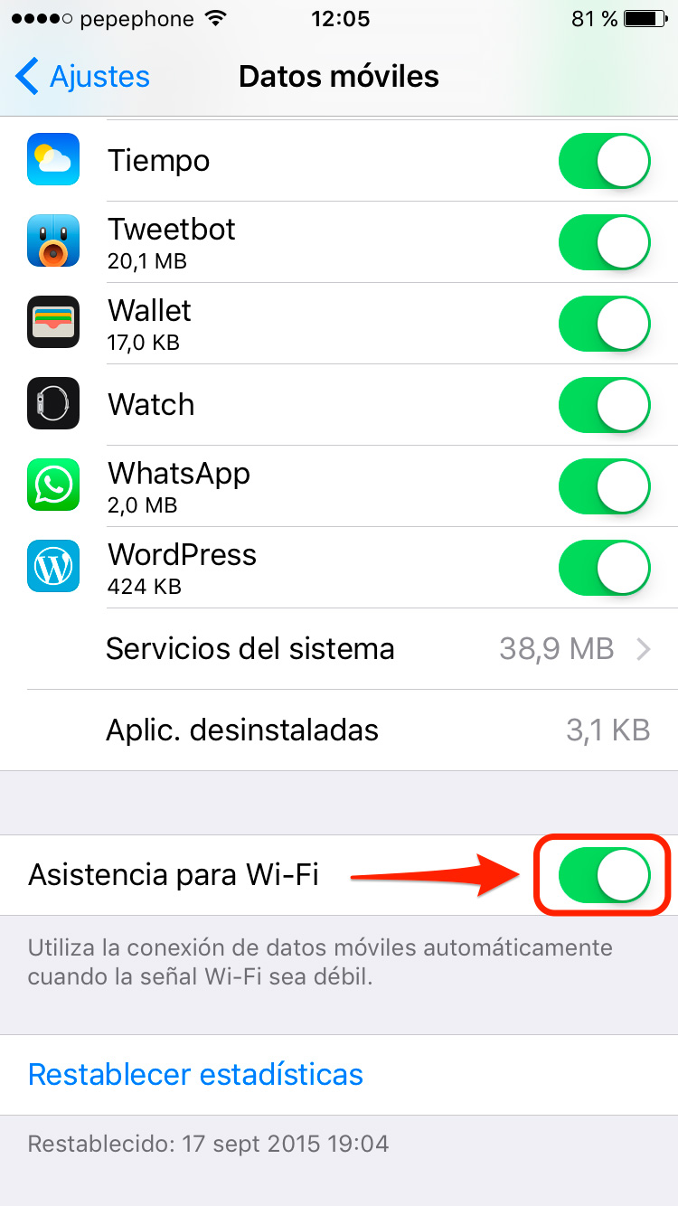 Asistente-WIFI-iOS-9