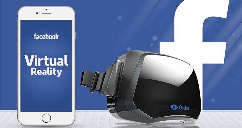Facebook podría estar desarrollando una app de vídeo de realidad virtual