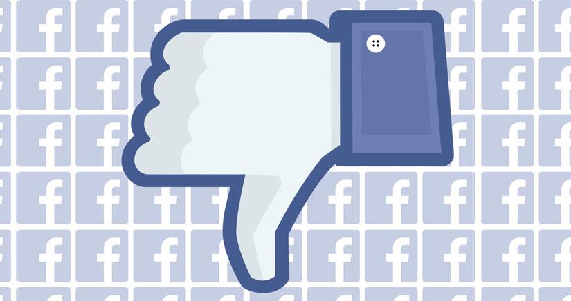 """Facebook está trabajando en el botón """"No me gusta"""""""