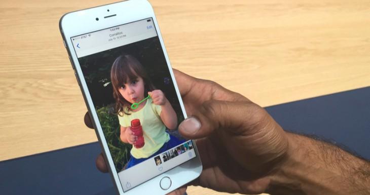 Cómo funcionan las Live Photos del iPhone 6s