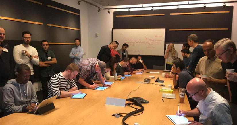 A los animadores de Pixar les encanta el iPad Pro