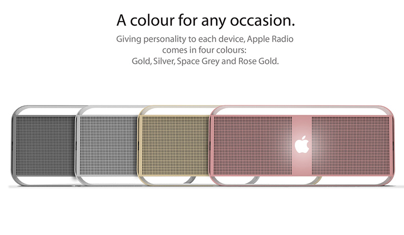 Radio-Apple