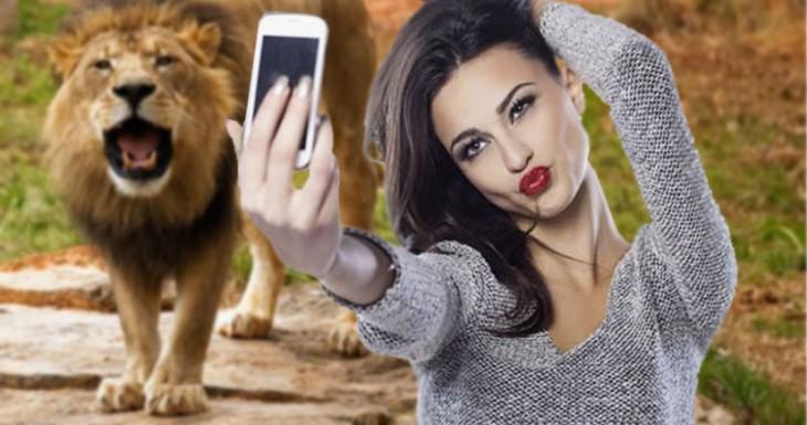 Alguna gente se muere por un selfie… literalmente