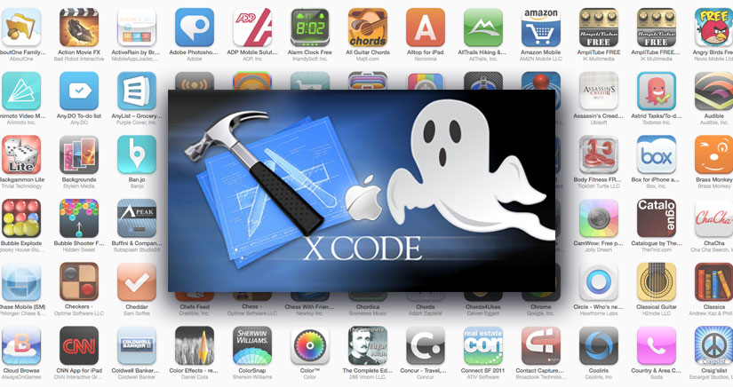 XcodeGhost: ya hay más de 4.000 aplicaciones afectadas