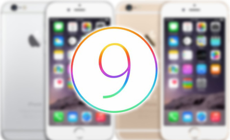 iOS 9 ya está disponible para descargar [Novedades]
