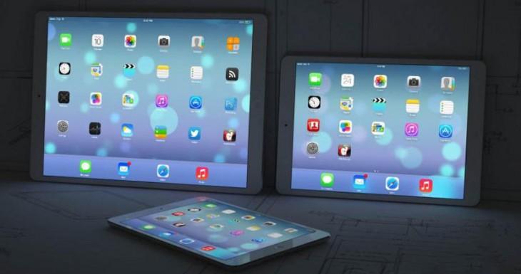 El iPad Pro y el iPad mini 4 se presentarán en la keynote del 9 de septiembre