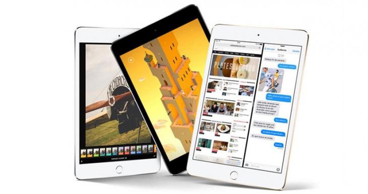 La pantalla del iPad mini 4 se revela como una de las mejores creadas por Apple para un dispositivo móvil