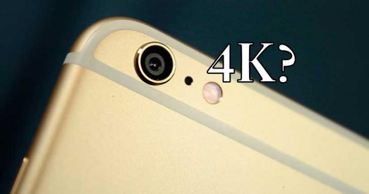 El iPhone 6s de 16 Gb roza el ridículo cuando comprobamos cuanto vídeo en 4K podrá grabar
