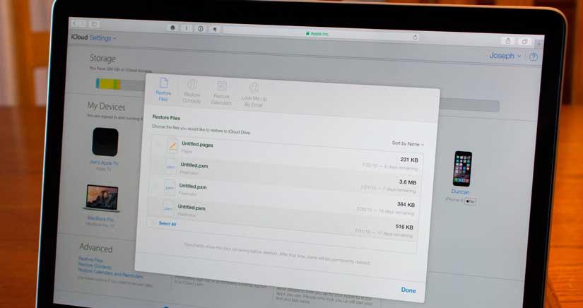 Apple hace una buena rebaja en el precio de almacenamiento de iCloud